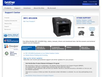 Brother MFCDN Driver - Drivers Brother Printer - Drivers Brother Printer