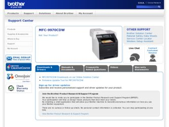 brother mfc 9970cdw manual pdf