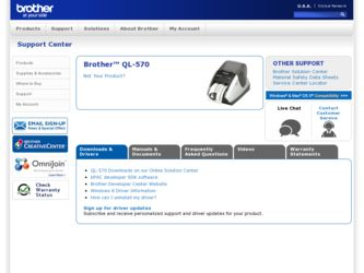 Brother Ql   - Free downloads and reviews - CNET ...