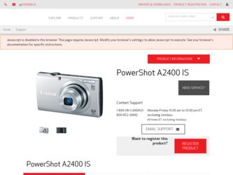 Canon Powershot A4000 Is Driver Download