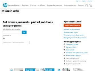 HP LaserJet P Printer Drivers