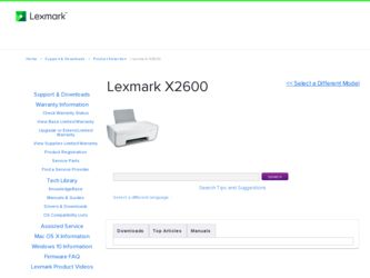 Lexmark Printivity Using Productivity Studio