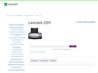 Lexmark Printer Driver - Free downloads and reviews