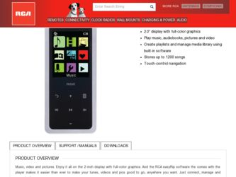 Rca firmware download